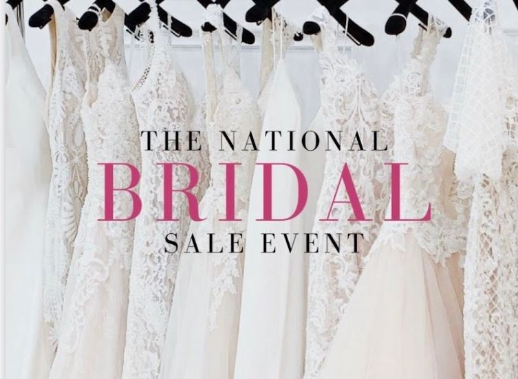 National Bridal Sales Day