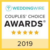 WeddingWire 2019 Couples' Choice Awards